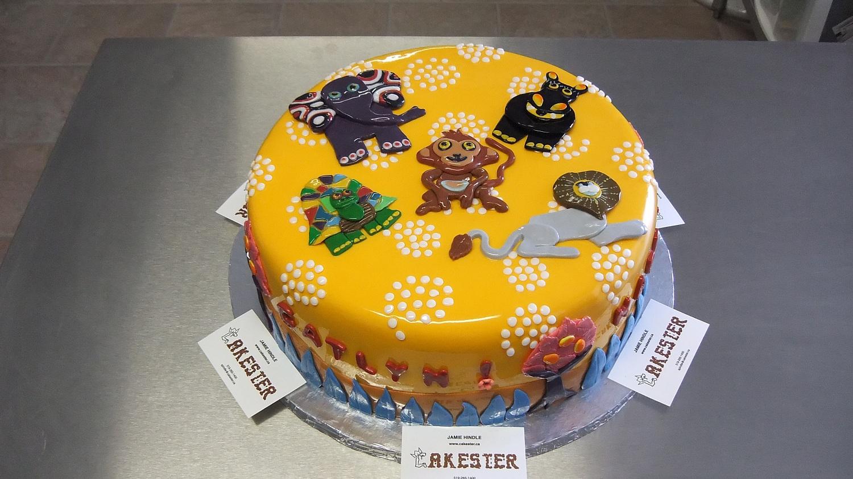 Tinga Tinga Welcome To Cakester Ca